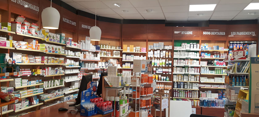 Illustration Pharmacie Cintegabelle